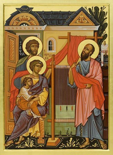 L'icona scelta per gli Esercizi spirituali delle famiglie promossi dalla diocesi di Reggio Emilia - Guastalla.