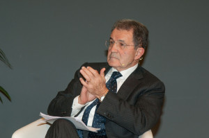 Prodi Romano - Reggio Emilia - conferenza sull'Africa