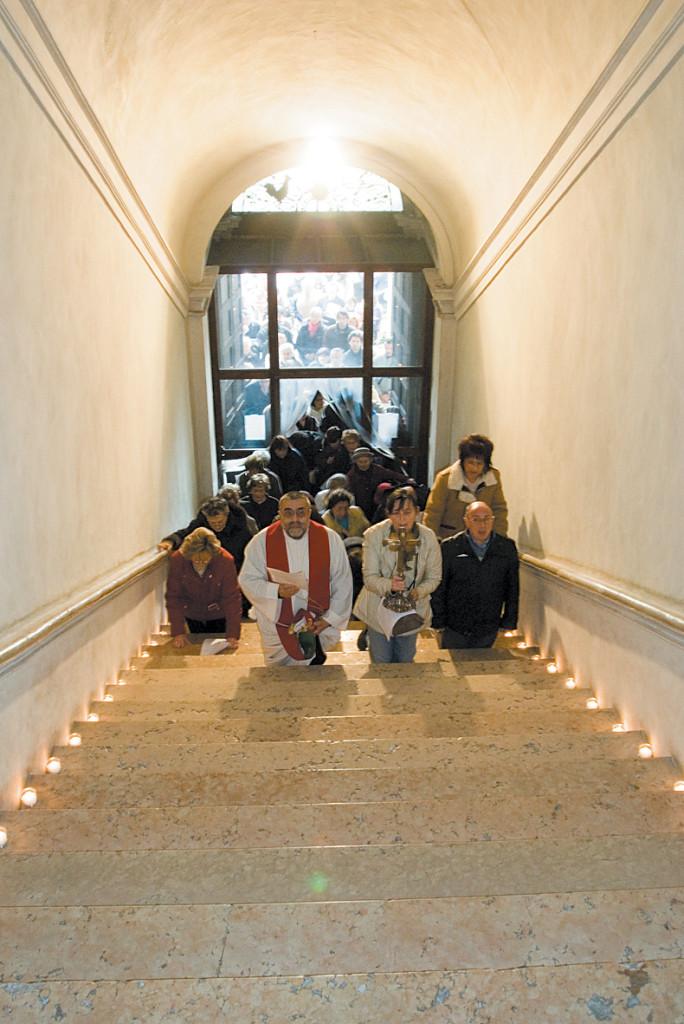 Scala Santa San Girolamo Reggio Emilia