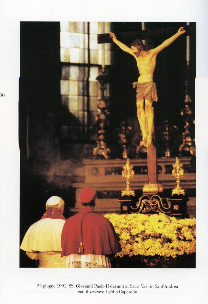 visita di papa Giovanni Paolo II