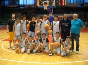 Basket-Jolly-2^-Class.-Under-12