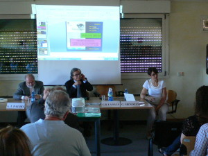 I medici relatori del Workshop sull'endometriosi