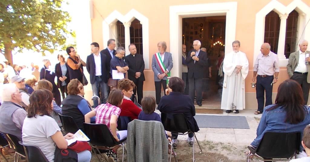 San Siro riapertura Santuario