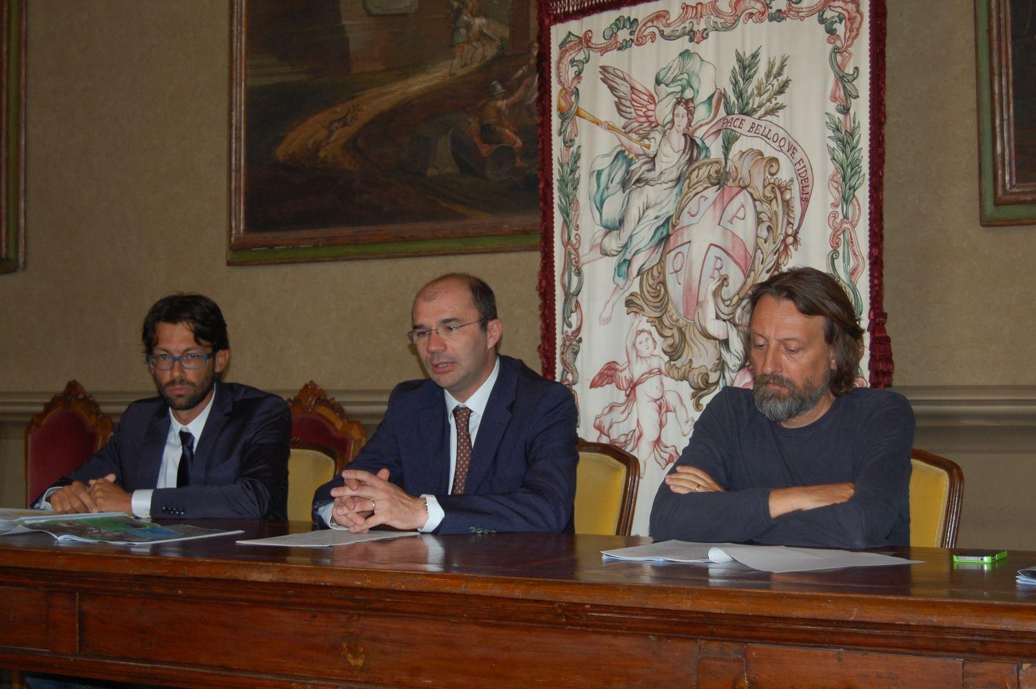 Area Reggiane - Progetto definitivo cs 2 (30.7.14)