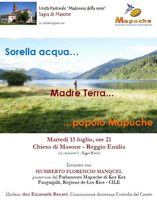 Mapuche-Masone