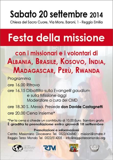 festa della missione