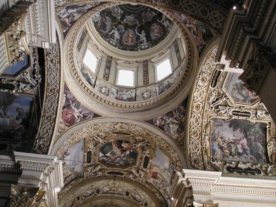Ghiara_cupola_affreschi_reggio_emilia