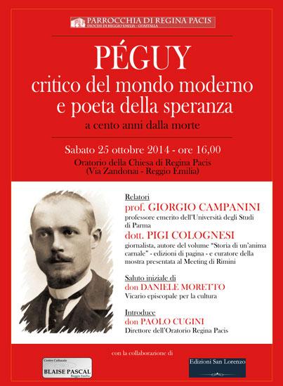 Peguy_locandina25-10-2014