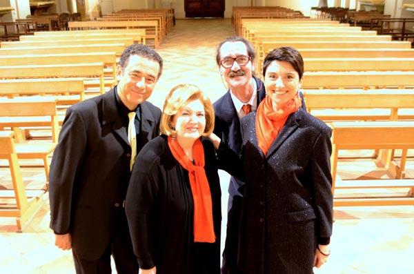 Gospel-quartet