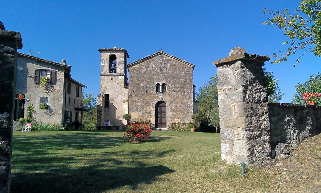 chiesa di Pianzo di Casina