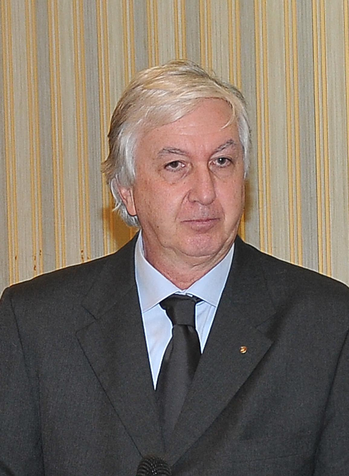 Prof. Luigi Grasselli