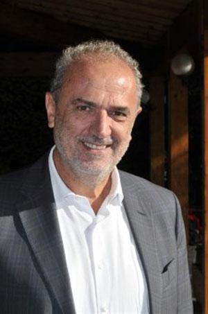 Enrico Bini, sindaco di Castelnovo Monti