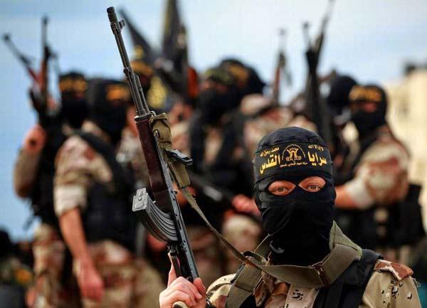 Miliziani-Isis