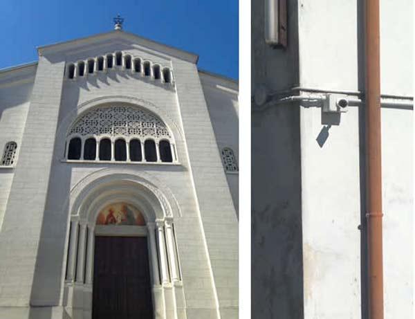Telecamere-di-sicurezza-per-contrastare-i-furti-nelle-chiese