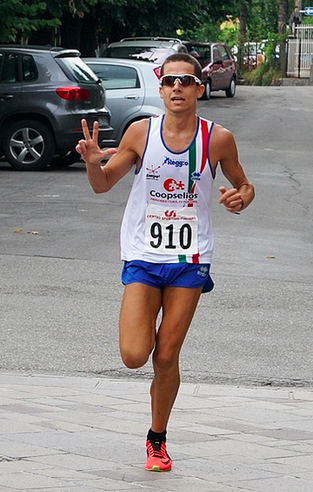 Salvatore Franzese il vincitore