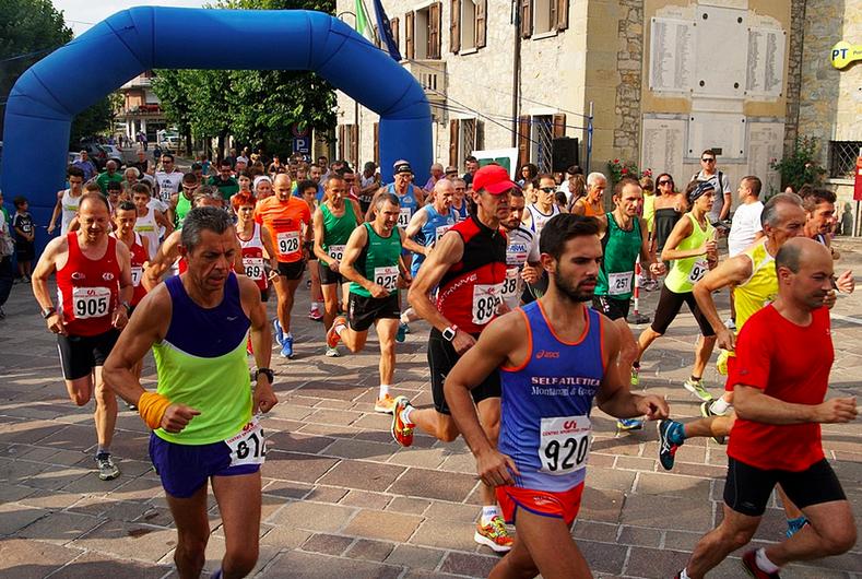 Podismo Csi Montagna 2015