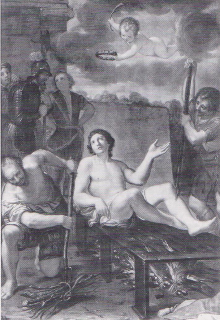 quadro san lorenzo
