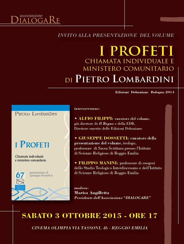 locandina I Profeti