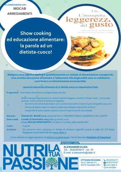 show-cooking-ed-educazione-alimentare