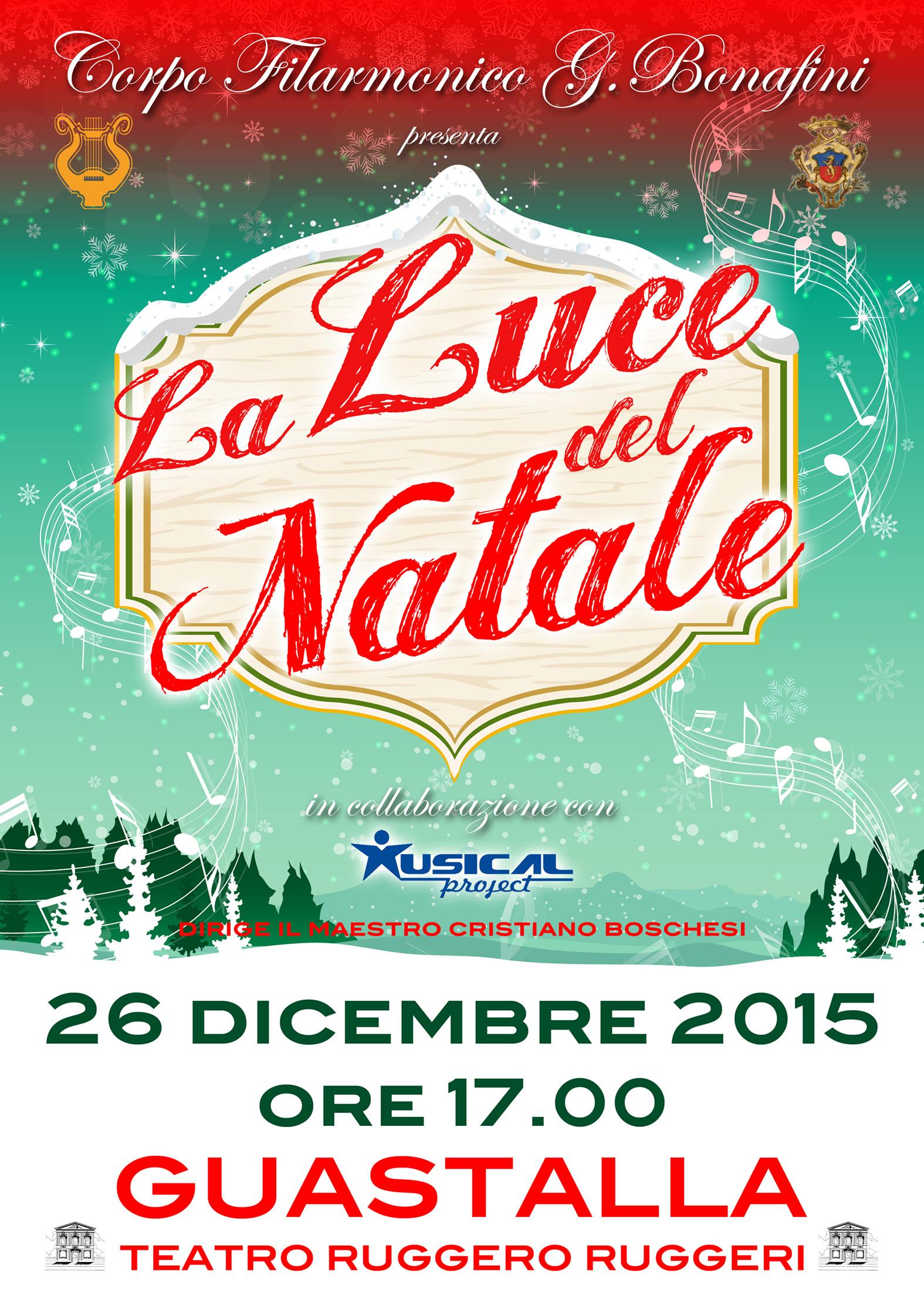 La Luce del Natale 2015-GUASTALLA