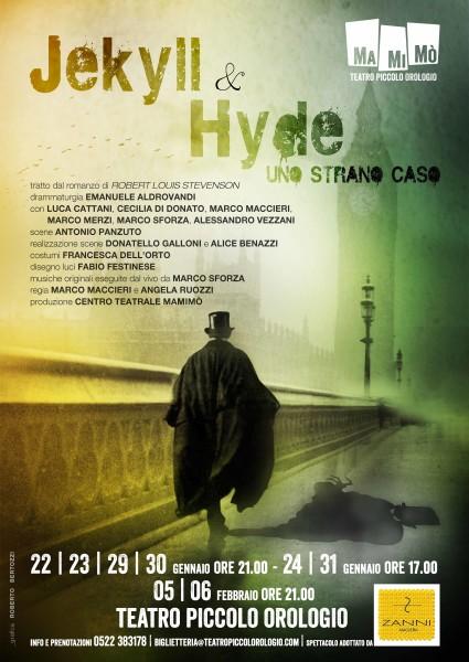 Locandina Jekyll e Hyde