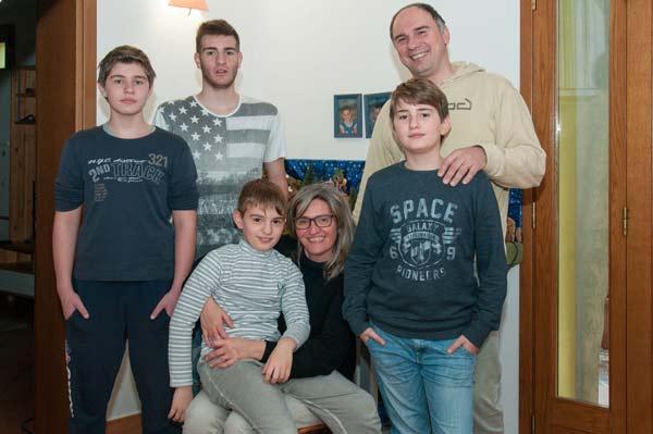 famiglia Gandellini