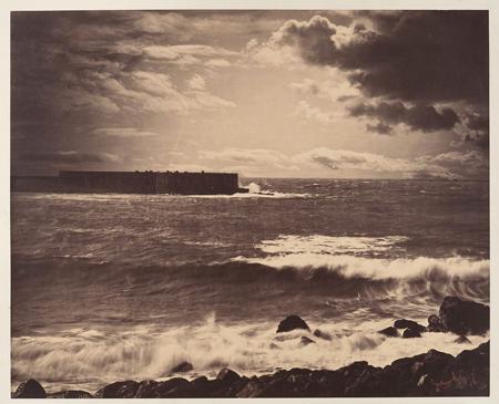 foto1-Gustave-Le-Gray,-La-grande-onda,-1857