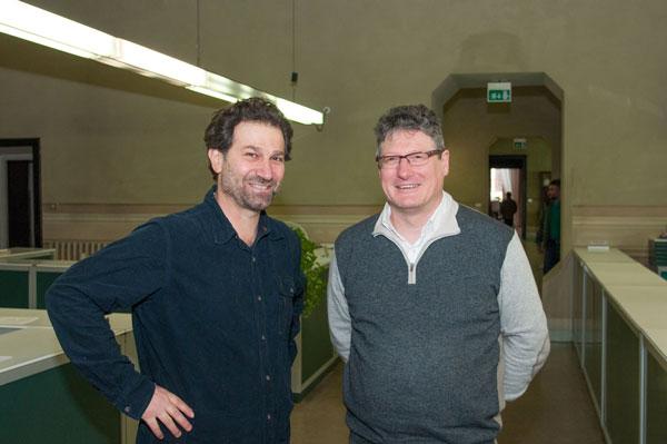 Gabriele Parrillo e Gabriele Allevi