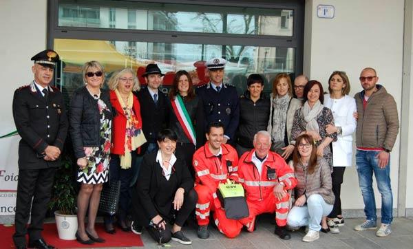 Cadelbosco_Donato-defibrillatore---Foto