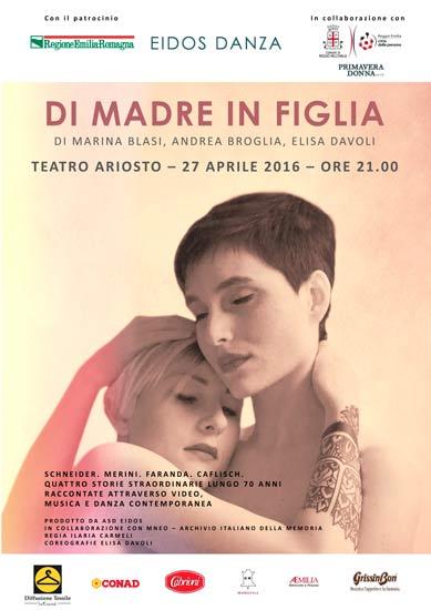 Primavera-Donna---spettacolo-Di-madre-in-figlia---locandina