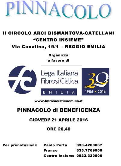 Volantino-Pinnacolo