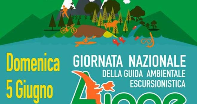Giornata nazionale della Guida Ambientale Escursionistica