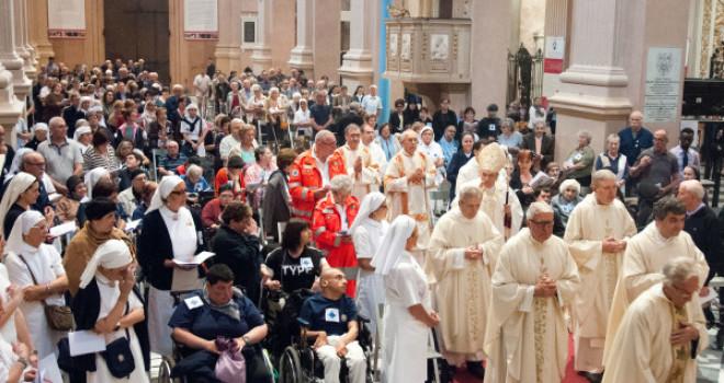 Il Giubileo diocesano dei malati in foto