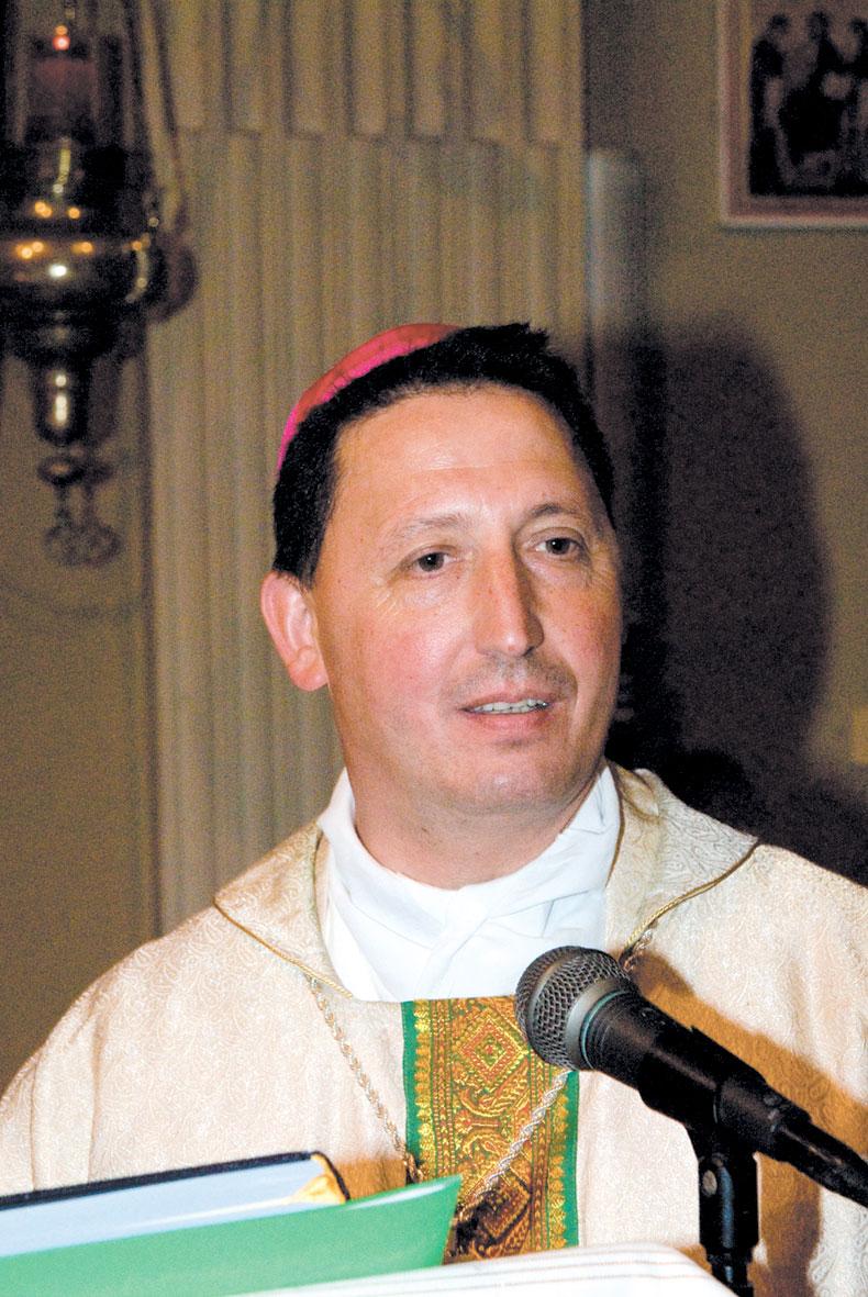Mons. Lucjan Avgustini