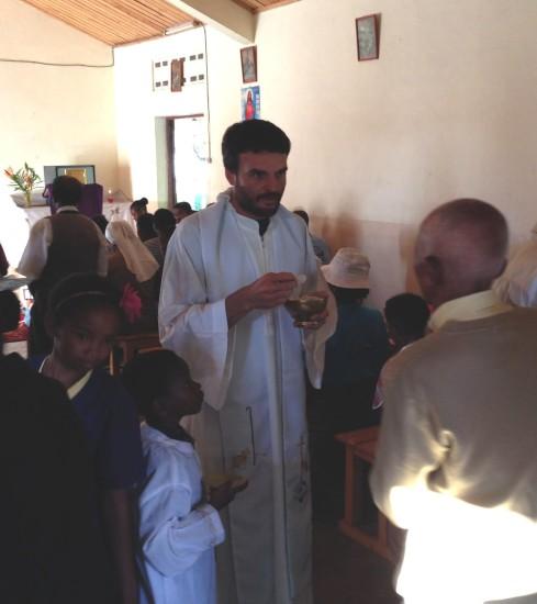 don Giovanni Ruozi a Manakara