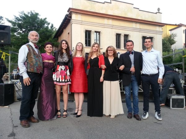 Classe di canto lirico - Istituto musicale  Merulo Castelnvo ne' Monti