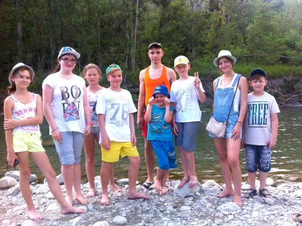 Canossa,-fiume-Enza,-2-luglio-2016