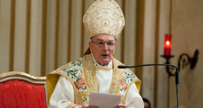 Il vescovo Camisasca dimesso dall'ospedale