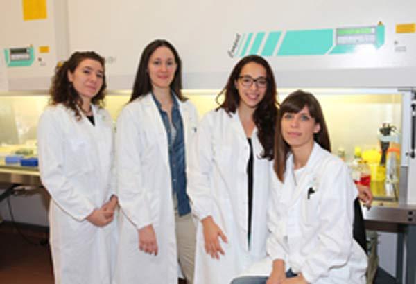 le-ricercatrici-del-laboratorio-di-ricerca-traslazionale