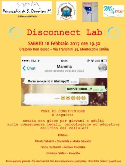 disconnect lab genitori vs figli