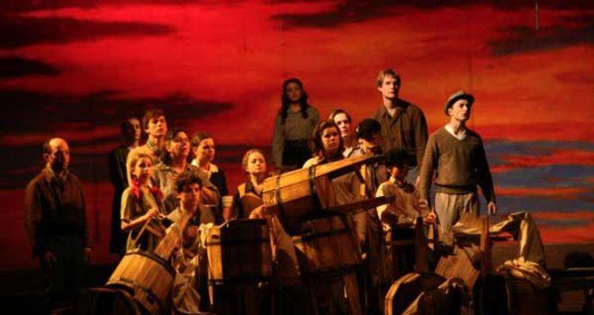 """""""I ragazzi di don Zeno"""": la commedia musicale di Nomadelfia"""