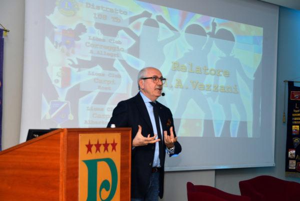 Dott. Marc'Antonio Vezzani