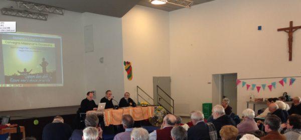 GIANOTTI - intervento al Convegno Missionario Diocesano 2017