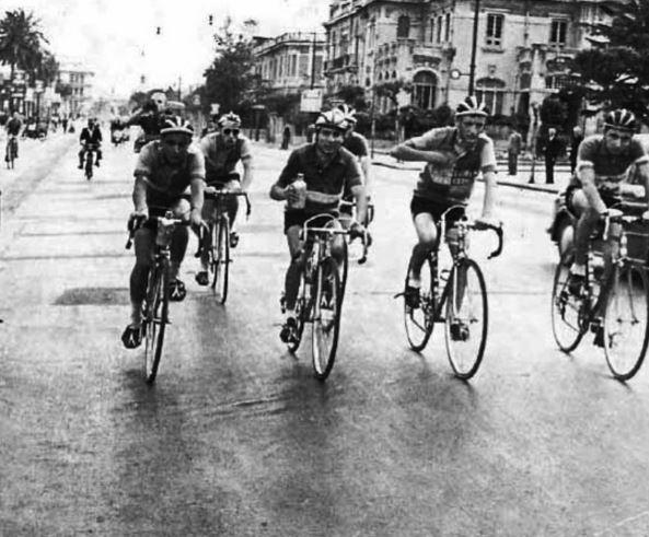 ciclisti amatoriali