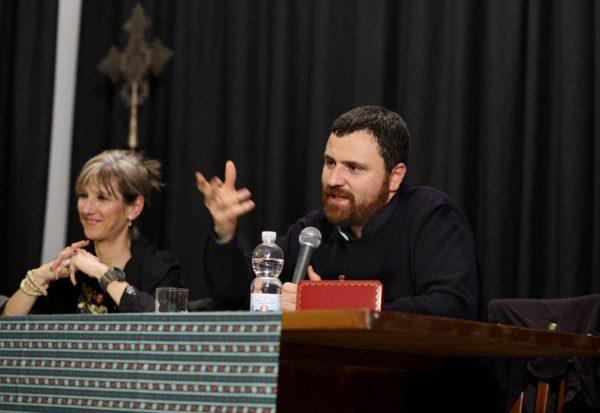 Costanza Miriano e P. Maurizio Botta