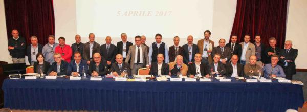 ASSEMBLEA CONSORZIO PARMIGIANO REGGIANO 5 APRLE 2017 IL VECCHIO ED IL NUOVO CONSIGLIO
