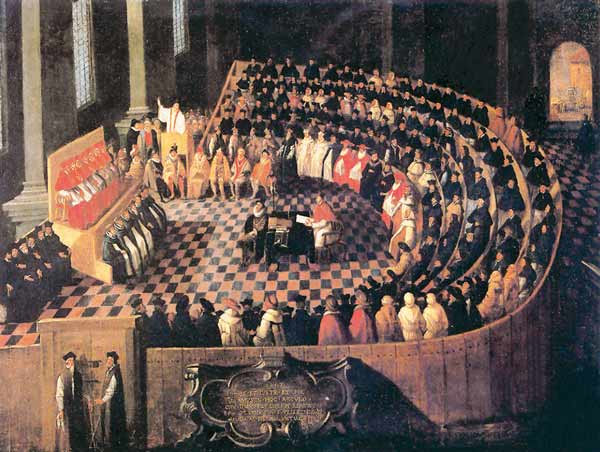 Concilio-di-Trento