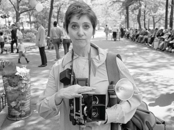 Tod Papageorge, 1967, Diane Arbus at Central Park N.Y.C.-02