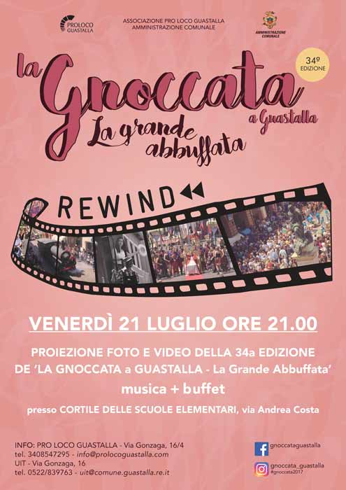 gnoccata-rewind