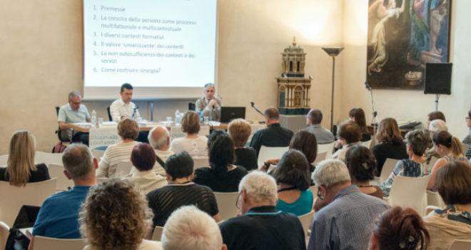 Povertà Educativa, le foto del convegno Caritas